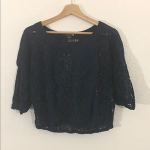 Forever 21 lace top-S/P